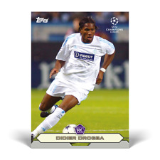 Topps The Lost Rookie Cards - Didier Drogba - Olympique Marseille