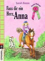 Ponyhof Mühlental - Fass dir ein Herz, Anna! von Bosse, ...   Buch   Zustand gut