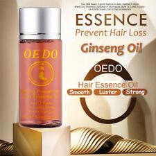 Herbal Ginseng Hair Care Regrowth Essence Oil Fast Hair Repair Growth Serum 20ml