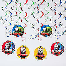 Thomas the Tank Engine Irregular Party Hanging Decorations