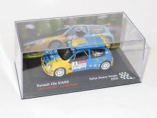 1/43 Renault Clio S1600 Rallye Alsace-Vosges France 2006 C. Robert