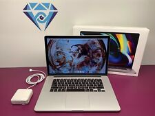 Apple MacBook Pro 15 inch * QUAD Core i7 3.4Ghz * 16GB RAM * 2TB SSD * OS2019