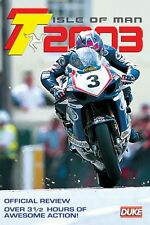 Isle of Man TT - Official Review 2003 (New DVD) Archibald Anstey Harris Whitham