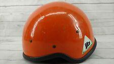 Vintage Joe Brown Rock Climbing Helmet Caving Fiberglass Original Decals JB
