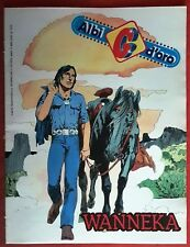 FUMETTO ALBI G D'ORO INSERTO IL GIORNALINO 1979 WANNEKA