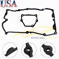 11120032224 Black Cylinder Engine Valve Head Cover Gasket For BMW E81 120i New