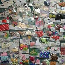 Job Lot of 20 packs of Every Occasion Embellishments New