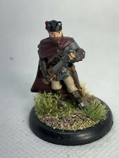 Rogue Painted Miniature for D&D or Pathfinder Fantasy RPG