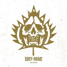 Obey the Brave - Mad Season [New Vinyl LP] Colored Vinyl, Gold, Digital Download