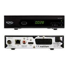 Xoro HRK 7660 HD Receiver für digitales Kabelfernsehen DVB-C Aufnahme PVR