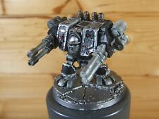 FORGEWORLD WARHAMMER SPACE MARINE VENERABLE DREADNOUGHT PART PAINTED (L)