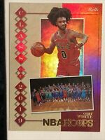 Coby White 2019-20 NBA Hoops Class Of 2019 HOLO FOIL ROOKIE SP BULLS🔥🔥