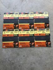 3M All Purpose Sanding Discs Center Mount 80 Grit (Medium) 6 Pack! 30 DISCS!