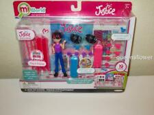 MIWORLD REAL WORLD MADE MINI JUSTICE EXCLUSIVE DOLL WITH ACCESSORIES