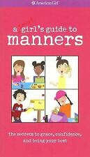A Smart Girl's Guide to Manners (American Girl) (American Girl Library) by Nancy