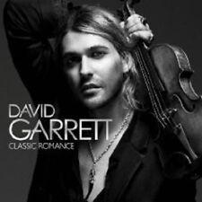 """DAVID GARRETT """"CLASSIC ROMANCE"""" CD 12 TRACKS NEW+"""
