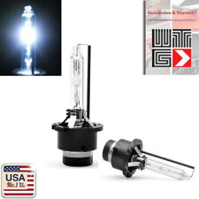 2 X D4C D4S D4R 8000K Light Blue HID Xenon Headlight Light Bulbs OEM Replacement