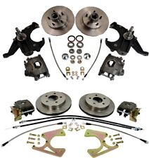 1963-70 CHEVY GM C10 C15 TRUCK FRONT AND REAR DISC BRAKE CONVERSION KIT E-BRAKE