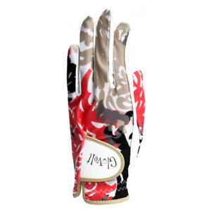 New Glove It Coral Reef Women's Cabretta Leather Golf Glove