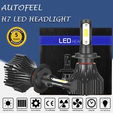 2Piece H7 1200W 180000LM CREE LED Headlight Conversion Kit Bulbs Low Beam 6500K