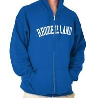 Rhode Island State Shirt Athletic Wear USA T Novelty Gift Ideas Zipper Hoodie