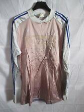 Maillot C.S MEAUX porté n°6 cousu ADIDAS vintage Ventex shirt trikot maglia 70's