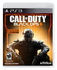 Call of Duty Black Ops III 3 PS3 - Region Free - Ship with tracking