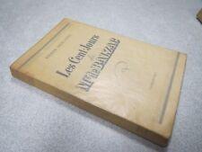PIERRE DESCAVES LES CENTS JOURS DE MR DE BALZAC 1950 TBE *