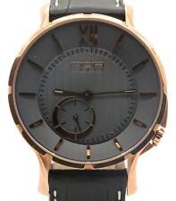 NOA Slim Watch 18.60 GP-MSLQ-004 Gray Dial Rose Gold Tone Case Brand New w/ B&P