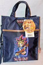 """NEW  YU GI OH DUEL MONSTERS BAG 1996 KAZUKI TAKAHASHI 12"""" X 10"""""""