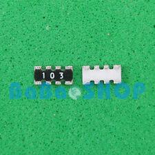 20pcs Brand New 10K OHM 1206 SMT SMD 4D03 Resistor Network / Array