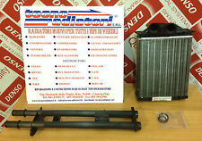Radiatore Riscaldamento Fiat Panda - Fiat 500 - Ford KA + tubi