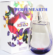 MADLY KENZO 2.7 OZ/80 ML EDP SPRAY FOR WOMEN NEW IN A BOX BY KENZO