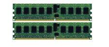 NOT FOR PC/MAC! 4GB (2X2GB) DDR PC3200 ECC REG MEMORY RAM DIMM 184-PIN