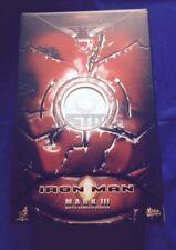 Hot Toys 1/6 Iron Man Mark 3 MK III Battle Damaged BD Ver. MMS110 Japan
