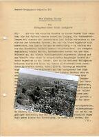"""WW 2 Kriegsberichter """"Die starken Herzen"""" Abwehrschlacht 1942 v. Erich Landgrebe"""