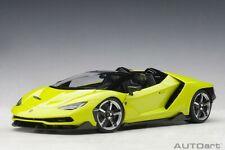 AUTOart 79118 - 1/18 Lamborghini Centenario Roadster - Solid Light Green - Neu
