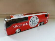 Soccer  Spelers Bus Players Bus - AJAX - Red - DTM - 1/64 - China