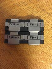 Fujikura Fusion Splicer Ribbon Fiber Holders FH-6