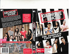 Geordie Shore-2011-TV Series UK-[The Complete First Season-2 Disc Set]-DVD