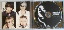 Now & Never by Platinum Blonde (CD, 2012, Fontana) Signed Auto Autograph Copy NM