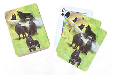 Schipperke Breed of Dog Pack Playing Deck of Cards Game Perfect Gift