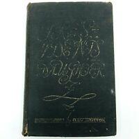 The Presidents Daughter By Nan Britton 1st Edition 1927 HC No DJ Warren Harding