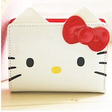 Sanrio Hello Kitty Face Name Business Credit Card Wallet Case Pouch Purse Gift