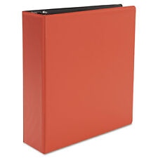 "UNIVERSAL Economy Non-View Round Ring Binder 3"" Capacity Red 30409"