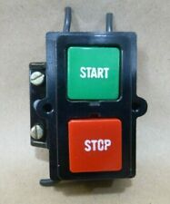 GENERAL ELECTIC GE START-STOP PUSH BUTTON CR4XP1B ( NEW TAKE OFF )
