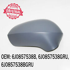 Right Side Wing Mirror Cover Cap Primed Casing For Seat Exeo Ibiza 2008 onwards