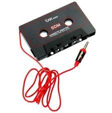 Adaptateur cassette audio vers jack 3.5 mm mâle autoradio