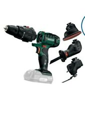 Parkside 4-in-1 20V Cordless combination Tool. Battery not included