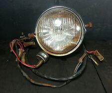 1975 75 Hodaka Road Toad Headlight Housing Head Light Bucket Vintage